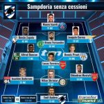 Sampdoria XI if they wouldn't have sold their best players