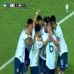Assist of the tournament in U17 World Cup so far : Palacios (Argentina)