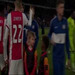 Marcos Alonso's terrific performance for Ajax against Chelsea