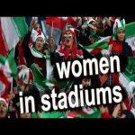 #WakeUpFIFA - Story of Iranian Women in Stadiums [OC]