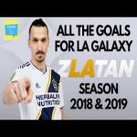 Zlatan Ibrahimovic | All 53 goals scored for LA Galaxy | Major League Soccer