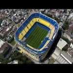 La Bombonera modernization project : Proyecto Esloveno would increase the capacity from 49000 to 70000 and is promoted by José Beraldi, candidate for Boca presidency