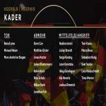 Germany NT squad for EURO 2020 qualifiers vs Belarus and Northern Ireland