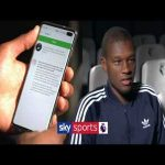 Christian Kabasele reveals horrifying story of racism he has received on Instagram