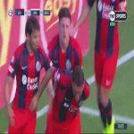 San Lorenzo [1]-0 Argentinos Juniors - Gonzalo Rodriguez 20'