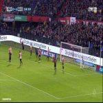 Feyenoord 0 - [2] RKC Waalwijk - Sylla Sow 19'