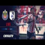 Liga MX: Chivas vs Querétaro OFFICIAL Chivas TV stream English commentary