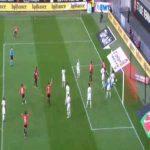 Stade Rennais [1]-1 Ameins- 39' Hunou