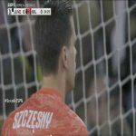 Szczęsny save vs Milan.