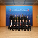 Managers who took part of the annual UEFA Elite Coaches Forum in Nyon today.