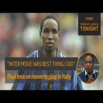 "Paul Ince: ""[At Inter], I got the ball and sprayed a long pass to Javier Zanetti. I expected applause from the fans but got nothing. They expect you to do that. When I was in England, people would go ""What a ball that is."" The expectations were different. Italy made me stronger and quicker."""