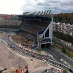 A legend, gone: Atlético's Vicente Calderon stadium today