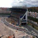 A legend, gone: Atlético's Vicente Calderon stadium today
