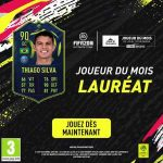 Official: Thiago Silva is voted Ligue 1 October POTM