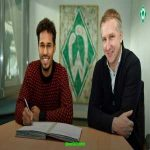 Theodor Gebre Selassie has signed an extension with Werder Bremen