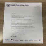 Manchester City is giving the 114 fans, who went to Ukraine for the Shakhtar Donetsk game, hospitality packages for the home leg at the Etihad 👏🏻