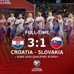 Croatia have qualified for EURO 2020