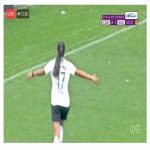 When Corinthians took the lead in the final of the São Paulo women's football championship today, the official scoreboard flashed Corinthians 0.8 - 0 São Paulo, to highlight recent research showing women in Brazil earn 20% less than men for the same work.
