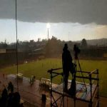 Violent storm interrupts Eswatini - Senegal game (African Cup of Nations Qualifiers)