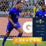 🇨🇼 Curaçao qualify for the 2021 Gold Cup! Third edition in a row for Curaçao.