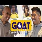 Firmino and Fabinho choose their Top 5 Brazilian players of all time.