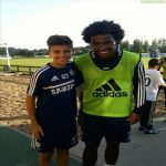 Mason Mount and Willian, 2013
