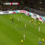 Borussia Dortmund 0-1 Paderborn - Mamba 5'