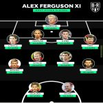 Alex Ferguson's Most Picked XI