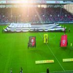 For the game between the two Brittany teams of Brest and Rennes, they plan to fly the biggest Brittany flag ever, sing the Brittany anthem, and offer 2000 galettes saucisses to the fans