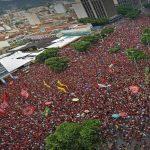 24/11 Celebrating flamengo won Libertadores, Rio de janeiro.