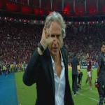 Jorge Jesus is the first foreign manager to win the Brasileirao since the argentinian Carlos Volante won the first ever edition back in 1959.