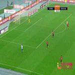 Sandro Wagner (Tianjin Teda) goal vs Shenzhen