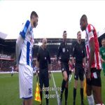Denzel Dumfries captains PSV for the first time, referee Bas Nijhuis explains how the toss works
