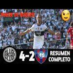 Olimpia 4 - 2 Cerro Porteño - Highlights