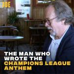 Meet the man responsible for writing the competition's iconic anthem.