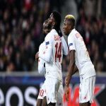 Jonathan Bamba post sad tweet after being booed during the Lille-Ajax CL game