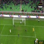 Krasnodar 0 - 0 Basel - Widmer (Basel) goal line clearance
