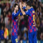 Lionel Messi marks milestone with goal in Barcelona's win over Dortmund