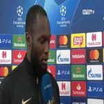 "Lukaku: ""For me it's very hard to score during trainings, so I'm happy when I play against the other teams"""