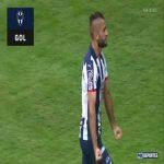 Monterrey [2]-0 Santos Laguna - Nicolás Sánchez 7'