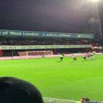 Brentford [7]-0 Luton Town : Josh Dasilva hat-trick (pen.) 87'