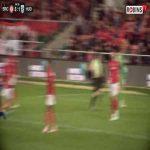 Bristol City 5-[2] Huddersfield: Bacuna
