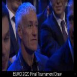 Euro 2020 draw Group F reaction France/Germany/Portugal