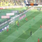 Fellaini (Shandong Luneng) goal vs Beijing Guoan
