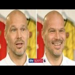 Freddie Ljungberg's first interview as Arsenal manager