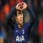 Son named AFC Asian International Player of the year for the 3rd time in a row