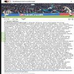 Cristiano's sister responds on Instagram to Van Dijks's comment