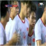 U22 Vietnam 1-0 U22 Singapore - Ha Duc Chinh 85'