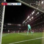 Gazzaniga Save From Rashford