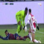 Ajax 0-1 Willem II | Mike Trésor Ndayishimiye 42' Penalty